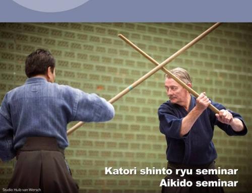Katori seminar with Eric Louw sensei