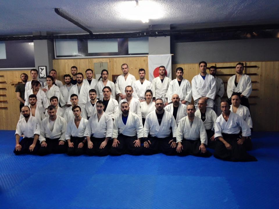 Aikido Practice no4 – Κοινή προπόνηση