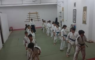 παιδικό τμήμα aikido