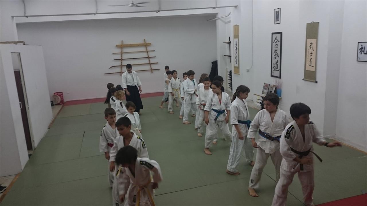 Παιδικά Τμήματα Aikido