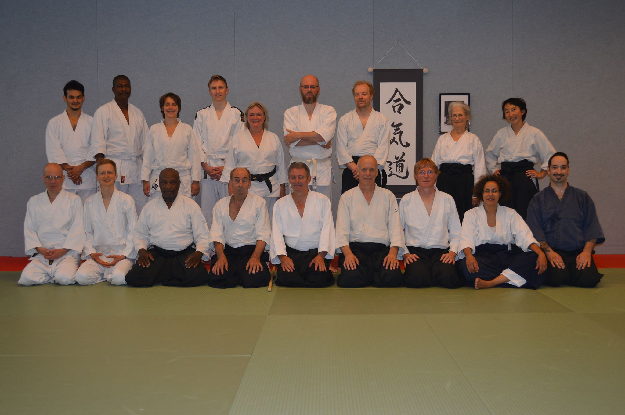 Athens Bushido Center goes to Holland!