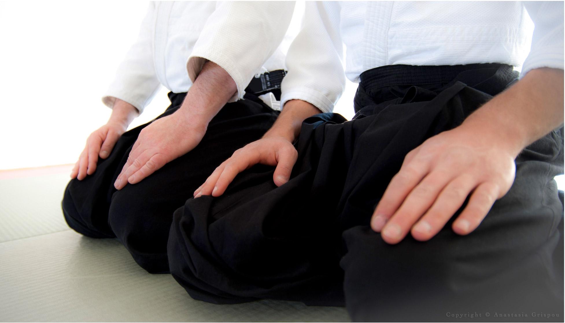 εξετάσεις aikido