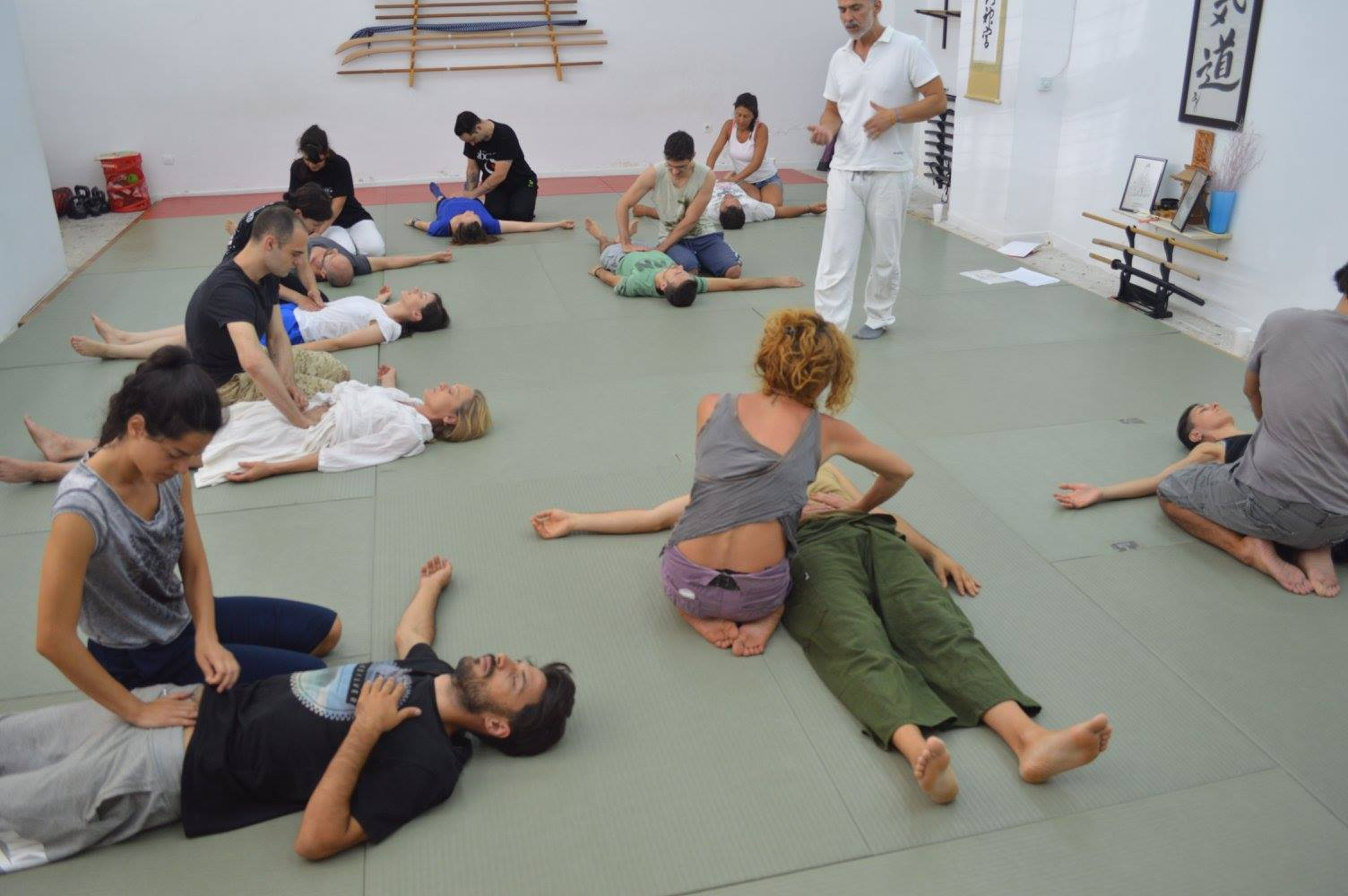 Shiatsu: Ημέρες Ιαπωνικού Πολιτισμού
